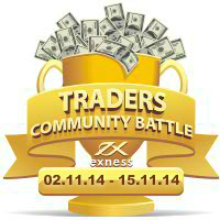 exness_Traders Community Battle 24