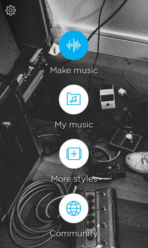 App ทำเพลงเอง ทำดนตรีเอง Music Maker Jam 03
